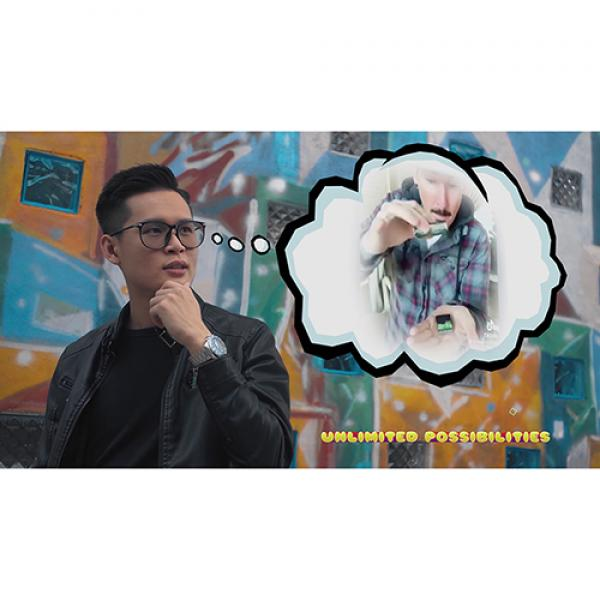 Skymember Presents GumTool + (Juicy Fruit) by Mike Clark