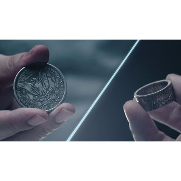 Skymember Presents: NOMAD RING Mark II (Bitcoin Silver) by Avi Yap, Calvin Liew and Sultan Orazaly