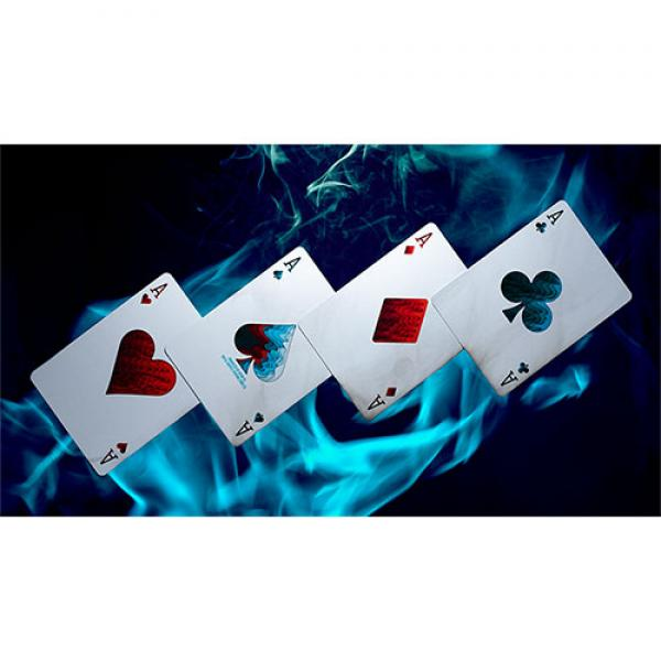 Sirius B V3 Playing Cards by Riffle Shuffle - Limited