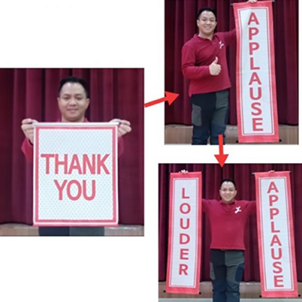 Amazing Banner (Thank You) by JL Magic