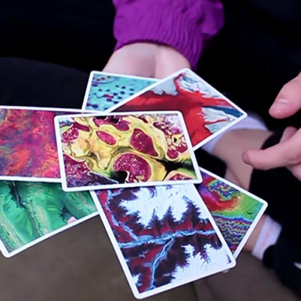 Satellite Playing Cards