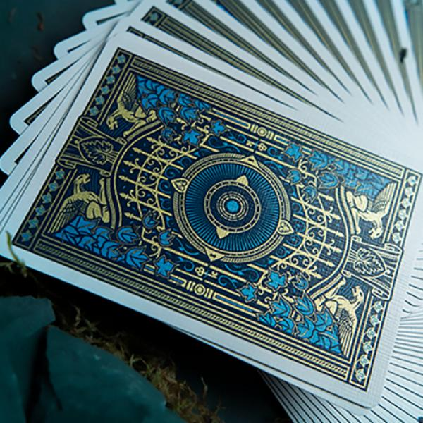Limited Edition Abandoned Deluxe Playing Cards by Dynamo