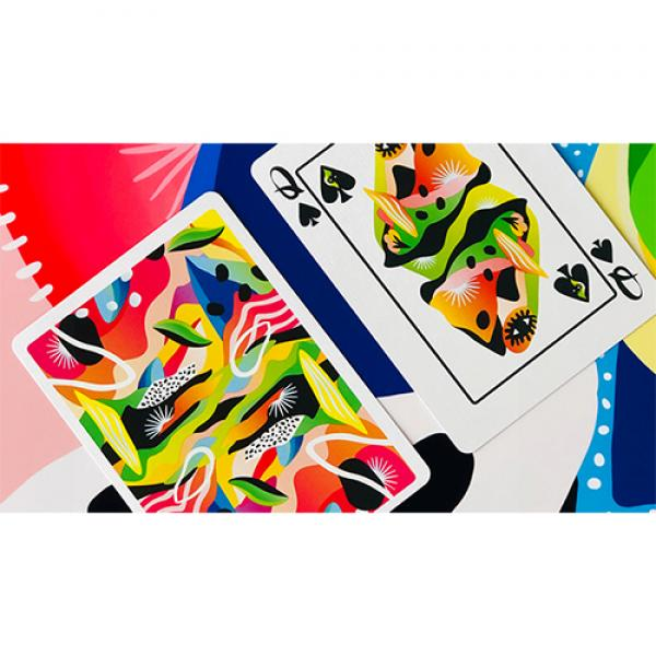 2021 Summer Collection: Mountain Playing Cards by CardCutz