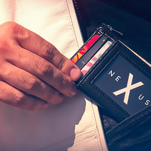 Nexus Wallet (Gimmick & Online Instructions) by Javier Fuenmayor