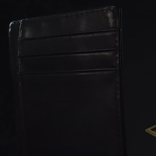 Shadow Wallet Carbon Fiber (Gimmick and Online Instructions) by Dee Christopher and 1914