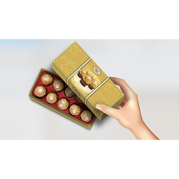 BonBon Box by George Iglesias and Twister Magic (Gold Box)