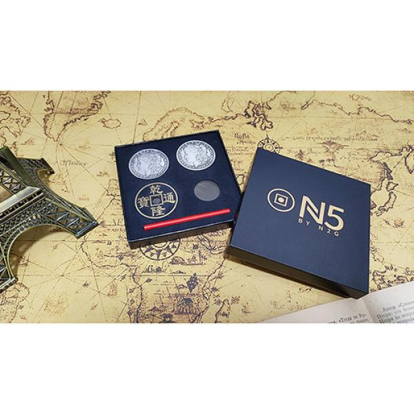 N5 BLACK Coin Set by N2G