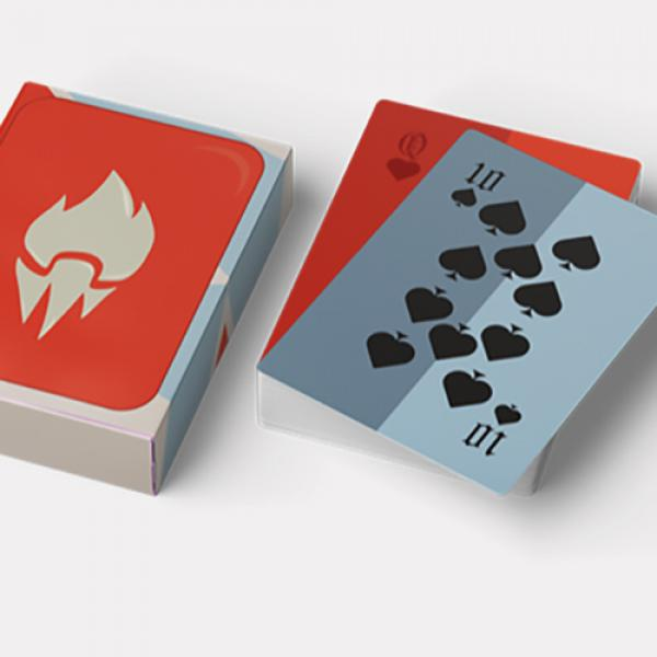 Fire and Ice Playing Cards