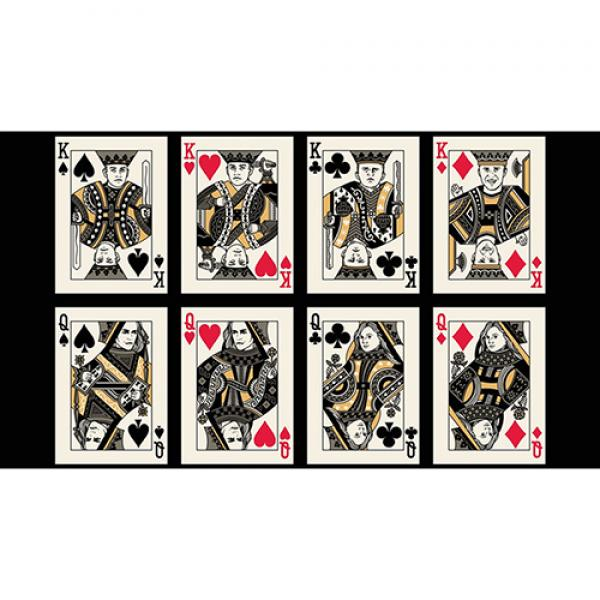 The Thief Playing Cards