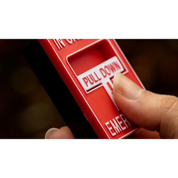 In Case of Emergency (Gimmicks and Online Instructions) by Adam Wilber and Vulpine