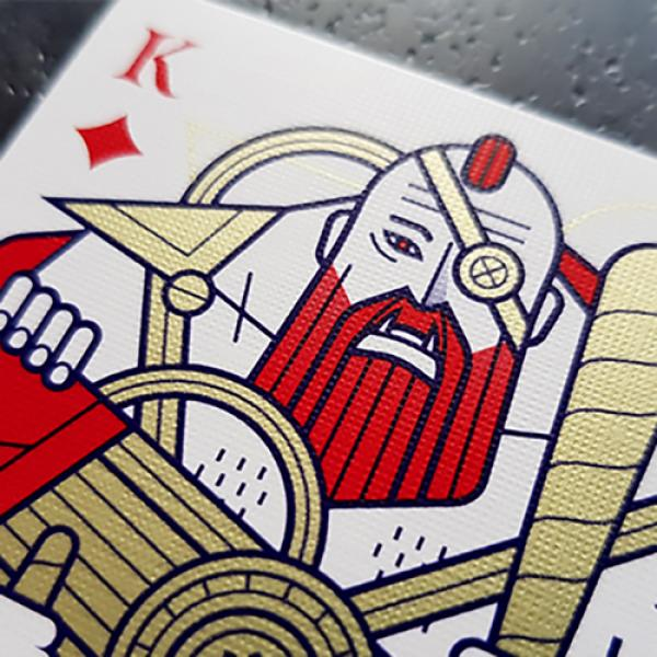 Wicked Tales Playing Cards by Giovanni Meroni
