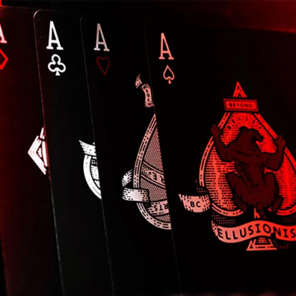 Ellusionist Deck: Black Anniversary Edition Playing Cards